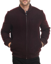 Men - Harold Full Zip Baseball Jacket