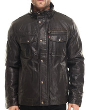 Leather Jackets - Kelly Classic Full zip Jacket