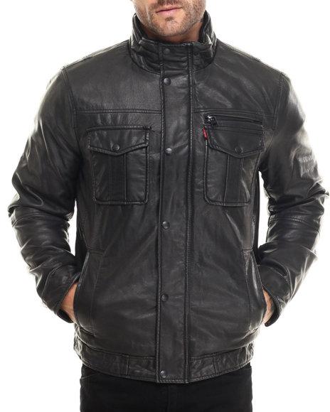 Levi's - Men Black Kelly Classic Full Zip Jacket