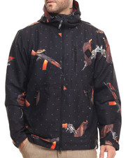 Crooks & Castles - Bird Trap Anorak Jacket