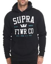 Supra - Centerfield Pullover Fleece Hoodie