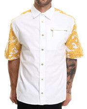 Short-Sleeve - Laurel Nouvelle S/S Button-Down