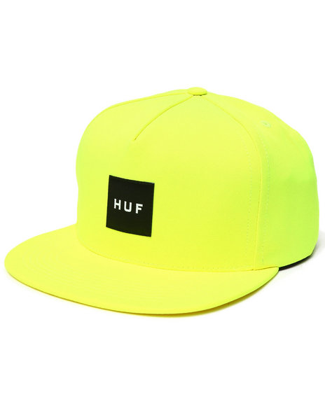 Huf Yellow Clothing & Accessories