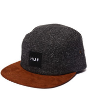 The Skate Shop - Tweed Volley 5-Panel Cap