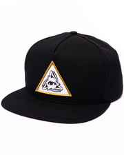 The Skate Shop - All Eyes Snapback Cap
