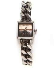 Accessories - URSULA Chainlink bracelet watch 25mm x 19mm DZ5430