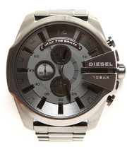 Accessories - MR. Daddy Chronograph Gunmetal Ion-Plated Stainless Steel Bracelet 51mm DZ4282