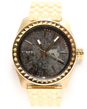 Diesel - KRAY KRAY 38 Pyrite Watch 44mm x 38mm