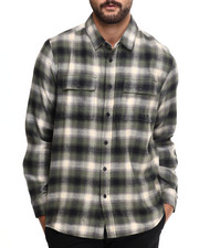 The Skate Shop - Ambush Plaid Flannel L/S Button-down