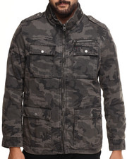 Men - Stephen Twill Camoflouge Jacket