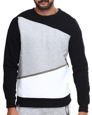 Men - Prospect Zipper Detail Sweatshirt