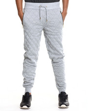 Jeans & Pants - KingsBridge Quilted Fleece Sweatpants