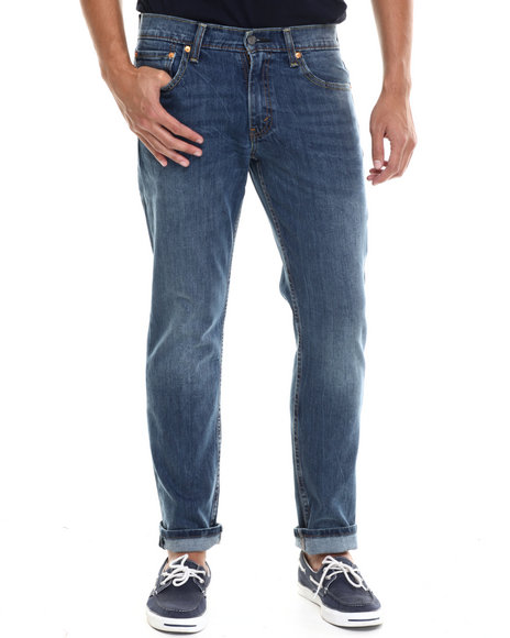 Levi's - Men Medium Wash 511 Slim Fit Jeans