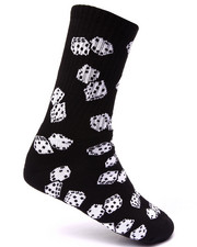 Men - Dice Crew Socks