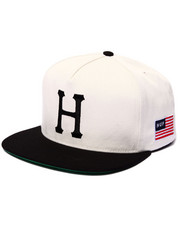 The Skate Shop - Classic H Snapback Cap