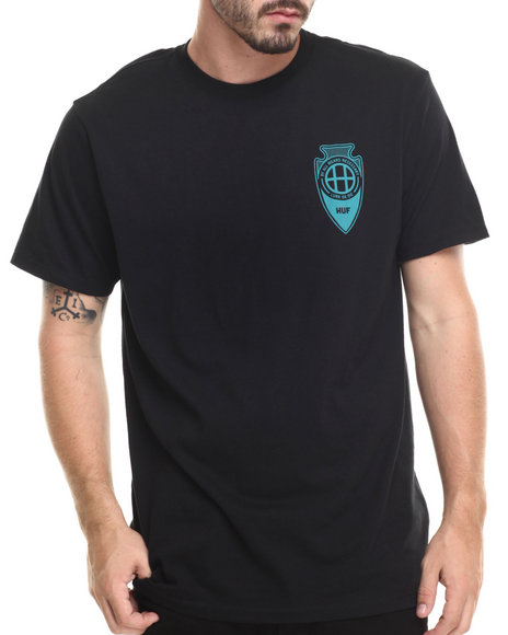 Huf - Men Black Arrow Head Tee