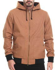 Men - HUF Construction Zip Hoodie