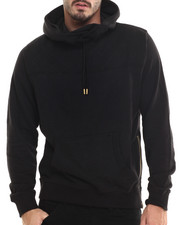 Buyers Picks - P / U Trimmed French Terry Pullover Hoodie