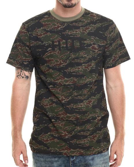 Huf Camo,Olive T-Shirts