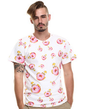 Shirts - Homer Donut # Tee - Homer M