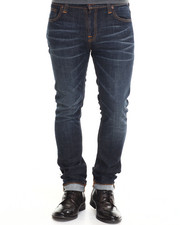 Nudie Jeans - Tube Tom Gloom Blue Jeans