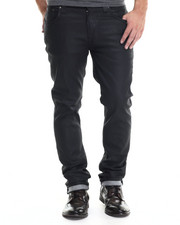 Straight - Thin Finn Dry Back 2 Black  Jeans