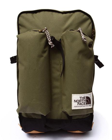 The North Face Men Crevasse Backpack Olive