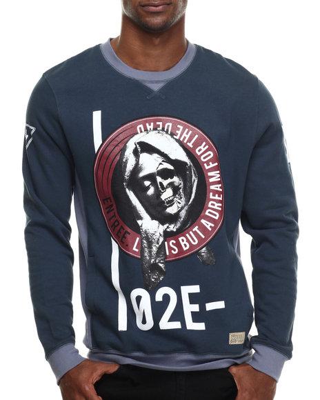 Entree - Men Navy Dreamer Sweatshirt - $23.99
