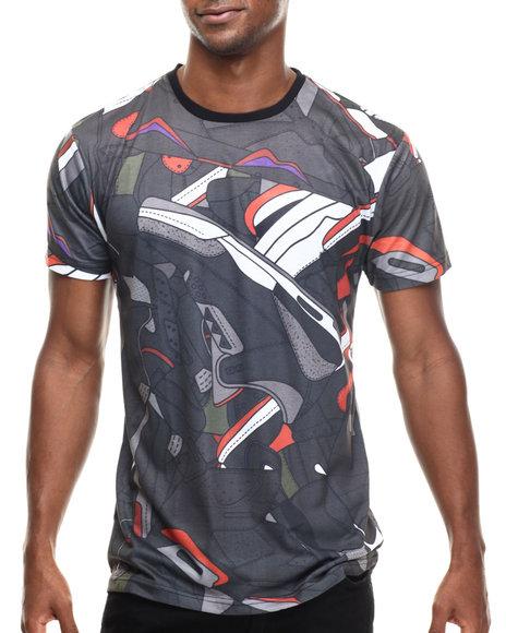 Entree - Men Black His Airness T-Shirt