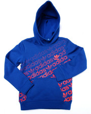 Girls - Junior Trefoil Fleece Hoody