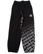 Adidas - Junior Trefoil Fleece Pants