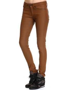 G-STAR - New Midge Comfor Twill Coated Skinny Jean