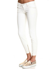 -FEATURES- - Grupee Ankle Zip Jeans