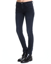 Nudie Jeans - Tube Tom Black Skinny Jeans
