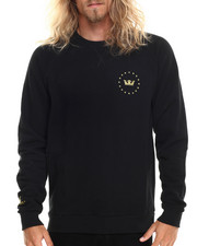 Men - Allegiance Crew Fleece Sweatshirt