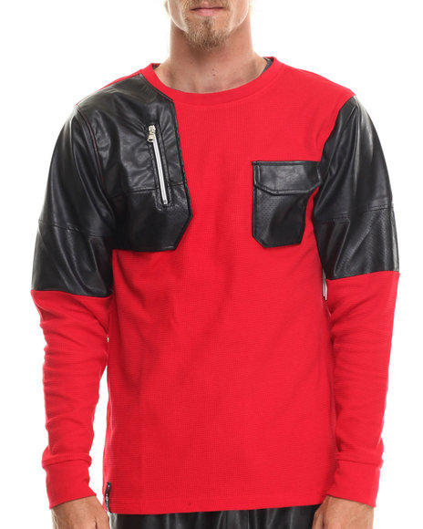 Enyce - Men Red Mongo Thermal