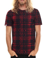 Puma - Plaid Snake Fashion Tee