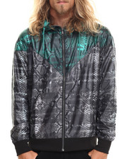 Puma - Windbreaker Snake Print Jacket
