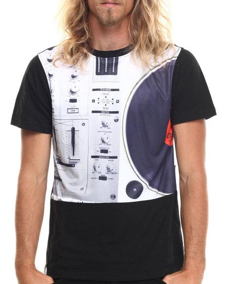 Enyce - Men Black Craze T-Shirt - $12.99