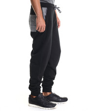 Jeans & Pants - Tribe Quest Geo Print Sweatpants