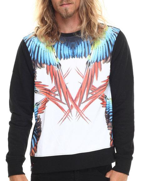 Enyce - Men Black Coco B.Ware Sweatshirt - $16.99