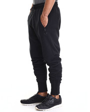 Jeans & Pants - Cuffed Slim Sweatpants