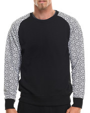 Men - Maseo Geo Print Sweatshirt