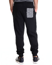 Jeans & Pants - MIA Geo Print Sweatpants