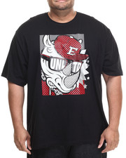Ecko - Pop Art Rhino T-Shirt (B&T)