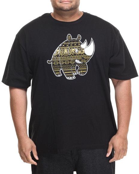 Ecko - Men Black Chain Lux T-Shirt (B&T)