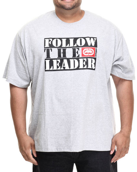 Ecko - Men Grey Follow The Leader T-Shirt (B&T)