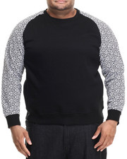 Men - Maseo Raglan W/ Printed Sleeves (B&T)