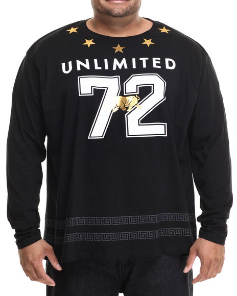 Ecko - Men Black Seeing Stars Sweatshirt (B&T)
