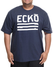 Men - Ecko Flag T-Shirt (B&T)